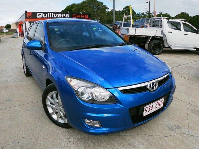 Used Hyundai i30 SX , 2010 Hyundai i30 SX CRDi FD MY09 Blue 4 Speed Automatic Hatchback