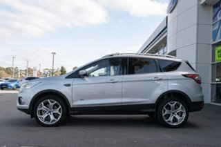2017 Ford Escape ZG Titanium PwrShift AWD 6 Speed Sports Automatic Dual Clutch Wagon.