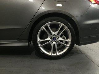 2018 Ford Mondeo MD 2018.25MY Titanium PwrShift Grey 6 Speed Sports Automatic Dual Clutch Wagon