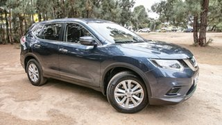 2015 Nissan X-Trail T32 ST X-tronic 4WD Blue 7 Speed Constant Variable Wagon.