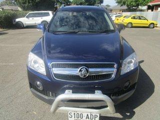 2009 Holden Captiva CG MY09.5 LX (4x4) 5 Speed Automatic Wagon.