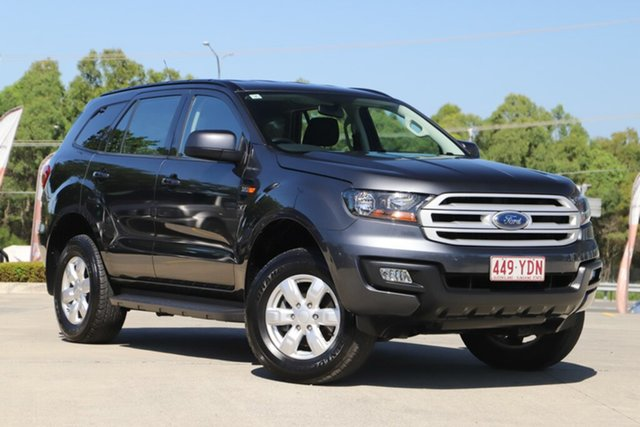 Used Ford Everest UA Ambiente RWD, 2017 Ford Everest UA Ambiente RWD Black/Grey 6 Speed Sports Automatic Wagon