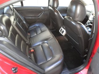 2009 Ford Falcon FG G6E Seduce 6 Speed Sports Automatic Sedan