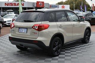 2017 Suzuki Vitara LY S Turbo 2WD Ivory & Black 6 Speed Sports Automatic Wagon