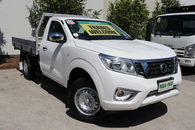 Used Nissan Navara D23 S2 RX 4x2, 2017 Nissan Navara D23 S2 RX 4x2 White 6 speed Manual Cab Chassis