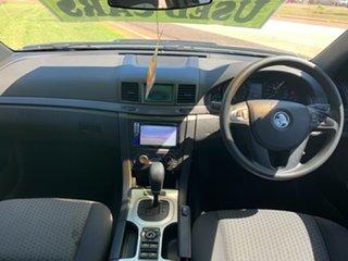 2010 Holden Commodore VE II Omega White 6 Speed Sports Automatic Sedan