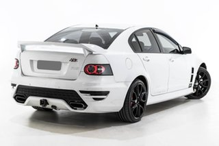 2010 Holden Special Vehicles ClubSport E Series 2 R8 White 6 Speed Sports Automatic Sedan.