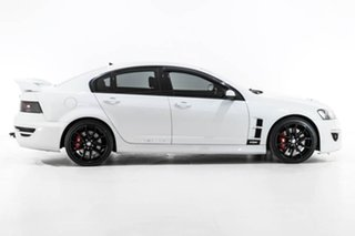 2010 Holden Special Vehicles ClubSport E Series 2 R8 White 6 Speed Sports Automatic Sedan