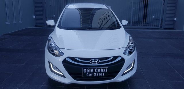 Used Hyundai i30 GD Tourer Active 1.6 CRDi, 2015 Hyundai i30 GD Tourer Active 1.6 CRDi White 6 Speed Automatic Wagon