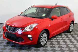 2020 Suzuki Baleno EW Series II GL Fire Red 4 Speed Automatic Hatchback