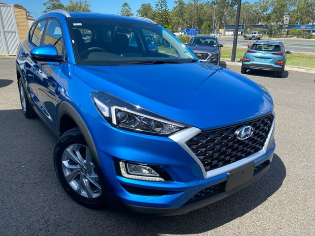 New Hyundai Tucson TL4 MY20 Active 2WD, 2020 Hyundai Tucson TL4 MY20 Active 2WD Blue 6 Speed Automatic Wagon