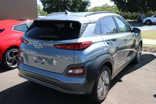 2019 Hyundai Kona OS.3 MY19 electric Elite Lake Silver 1 Speed Reduction Gear Wagon