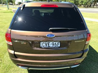 2014 Ford Territory SZ MkII Titanium Seq Sport Shift Bronze 6 Speed Sports Automatic Wagon