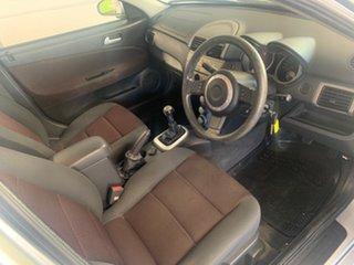 2010 Proton Gen 2 CM MY09 GX Silver 5 Speed Manual Hatchback