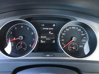 2015 Volkswagen Golf VII MY16 92TSI DSG Trendline Silver 7 Speed Sports Automatic Dual Clutch