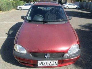 2000 Holden Barina SB Olympic Edition 5 Speed Manual Hatchback.