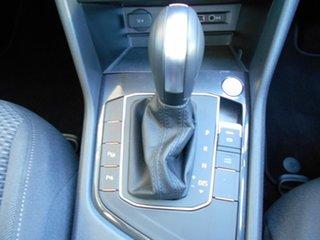 2019 Volkswagen Tiguan 5N MY20 110TSI Comfortline DSG 2WD Allspace Pyrite Silver 6 Speed