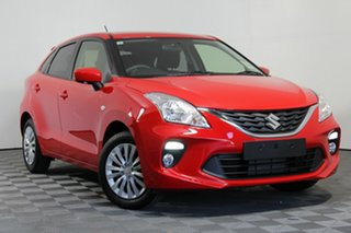 2020 Suzuki Baleno EW Series II GL Fire Red 4 Speed Automatic Hatchback.