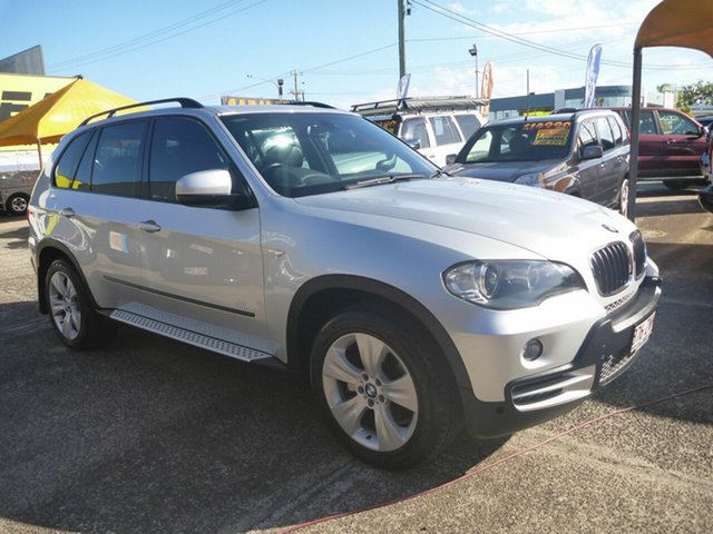 Used BMW X5 E70 MY09 xDrive30d Steptronic Executive, 2009 BMW X5 E70 MY09 xDrive30d Steptronic Executive Silver 6 Speed Sports Automatic Wagon
