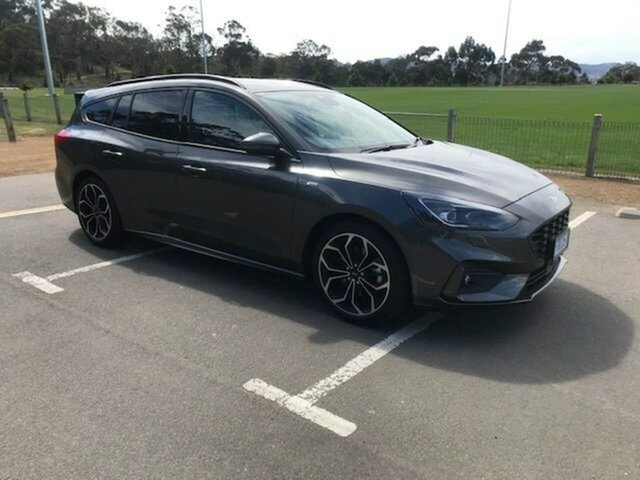 Used Ford Focus SA 2019.25MY ST-Line, 2019 Ford Focus SA 2019.25MY ST-Line Grey 8 Speed Automatic Wagon