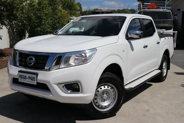 Used Nissan Navara D23 RX 4x2, 2015 Nissan Navara D23 RX 4x2 White 7 speed Automatic Utility