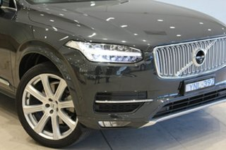 2018 Volvo XC90 L Series MY19 D5 Geartronic AWD Inscription Savile Grey 8 Speed Sports Automatic.
