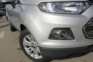 2014 Ford Ecosport BK Titanium 1.5 Silver 6 Speed Direct Shift Wagon.