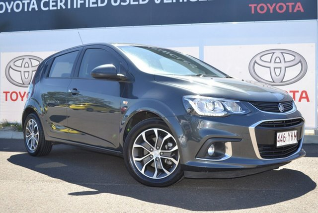 Used Holden Barina TM MY18 LS (5Yr), 2018 Holden Barina TM MY18 LS (5Yr) 6 Speed Automatic Hatchback
