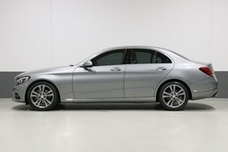 2015 Mercedes-Benz C200 205 Silver 7 Speed Automatic Sedan