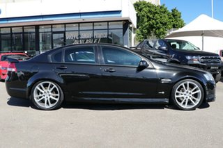 2011 Holden Commodore VE II MY12 SV6 Black 6 Speed Sports Automatic Sedan