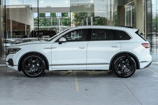 2019 Volkswagen Touareg CR MY20 190TDI Tiptronic 4MOTION Premium White 8 Speed Sports Automatic