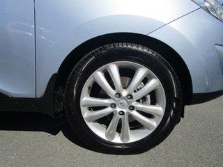 2010 Hyundai ix35 LM Highlander AWD Blue 6 Speed Sports Automatic Wagon