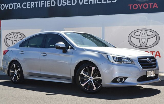 Used Subaru Liberty B6 MY15 2.5i CVT AWD Premium, 2014 Subaru Liberty B6 MY15 2.5i CVT AWD Premium Silver 6 Speed Constant Variable Sedan
