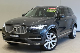 2018 Volvo XC90 L Series MY19 D5 Geartronic AWD Inscription Savile Grey 8 Speed Sports Automatic