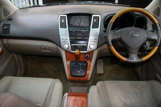 2006 Lexus RX350 GSU35R 06 Upgrade Sports Luxury Blue 5 Speed Sequential Auto Wagon