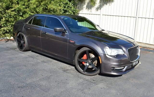 Used Chrysler 300 LX MY16 SRT E-Shift, 2015 Chrysler 300 LX MY16 SRT E-Shift Grey 8 Speed Sports Automatic Sedan