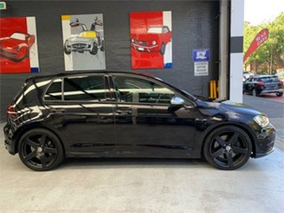 2014 Volkswagen Golf VII R Black Sports Automatic Dual Clutch Hatchback