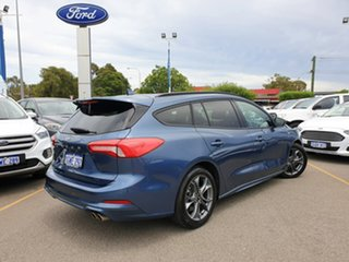 2019 Ford Focus SA 2019.25MY ST-Line Blue 8 Speed Automatic Wagon