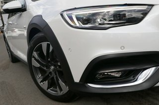 2018 Holden Calais ZB V Tourer Abalone White 9 Speed Automatic Sportswagon.