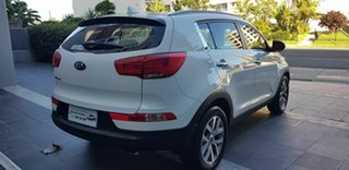 2015 Kia Sportage SL Series 2 MY15 SLi(AWD) White 6 Speed Automatic Wagon