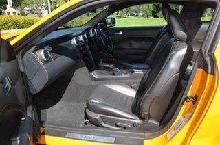 2006 Ford Mustang Shelby GT500 Orange Manual Hatchback