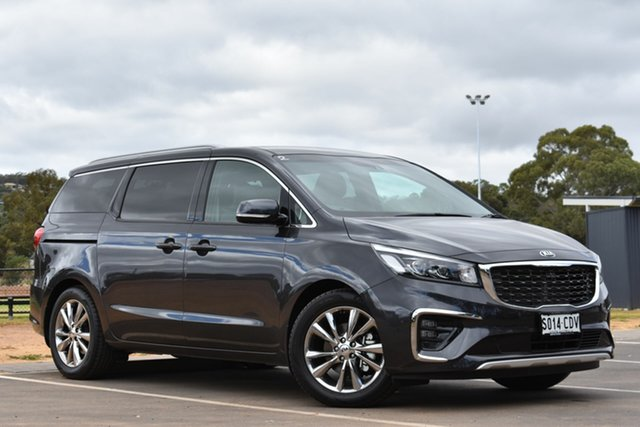 Demo Kia Carnival YP MY20 Platinum, 2019 Kia Carnival YP MY20 Platinum Panthera Metal 8 Speed Sports Automatic Wagon