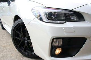 2017 Subaru WRX V1 MY17 do Edition AWD White 6 Speed Manual Sedan.