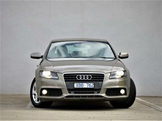 2009 Audi A4 B8 8K Gold Constant Variable Sedan.