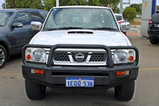 2014 Nissan Navara D22 S5 ST-R White 5 Speed Manual Utility.
