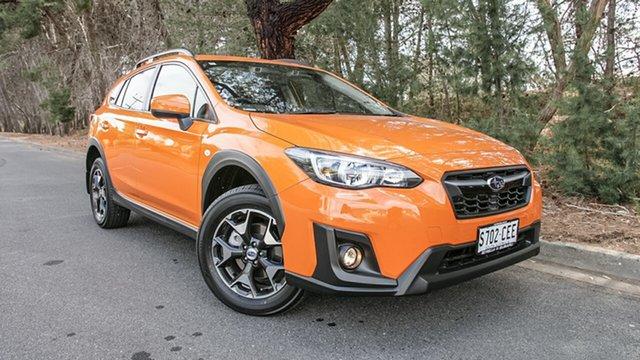 Demo Subaru XV MY19 2.0I + Eyesight Special Edtn, 2019 Subaru XV MY19 2.0I + Eyesight Special Edtn Sunshine Orange Automatic Hatchback