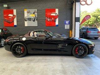 2014 Mercedes-Benz SLS-Class R197 SLS AMG Black Sports Automatic Dual Clutch Roadster