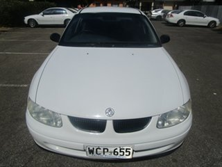 1999 Holden Commodore VT Executive 4 Speed Automatic Sedan.