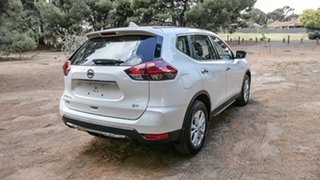 2017 Nissan X-Trail T32 Series II ST X-tronic 4WD White 7 Speed Constant Variable Wagon
