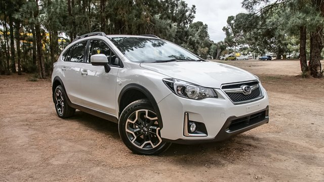 Used Subaru XV G4X MY17 2.0i Lineartronic AWD Special Edition, 2017 Subaru XV G4X MY17 2.0i Lineartronic AWD Special Edition White 6 Speed Constant Variable Wagon